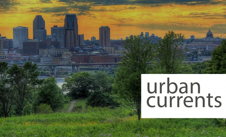 Urban Currents city graphic
