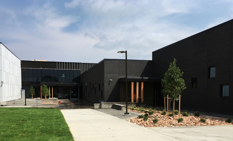 Boulder Valley's Meadowlark PK-8 School Exterior